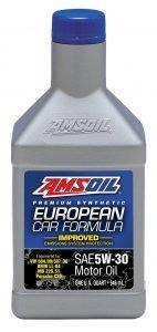 AMSOIL 5W30 European Motor Oil
